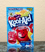 Tropical Punch Kool-Aid — Stock Photo