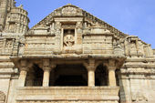 Facade of Meera Temple — Stock Photo