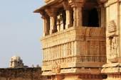 Exterior of Kumbha Shyam — Stock Photo