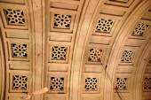 Curved Ceiling Design of Palace — Stock Photo