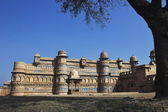 View of Gwalior Fort — Stock Photo