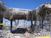 Demolition, construction, rebuilding                         — Stock Photo