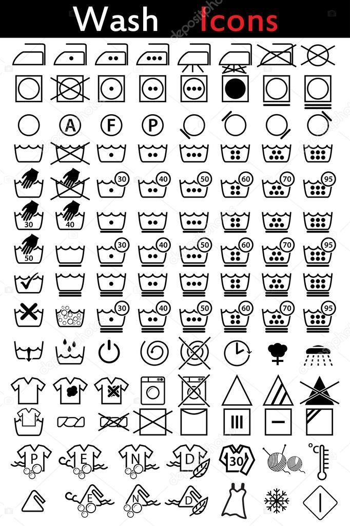 Simboli Lavaggio Tessuti Ikea Pelliccia Sintetica Nera Corta