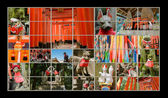 Fushimi Inari Taisha Shrine — Foto Stock