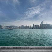 Hong Kong city scenery — Stock Photo