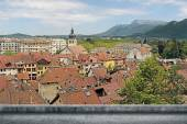 Annecy cityscape — Stock Photo