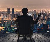 Succesvolle zakenman — Stockfoto