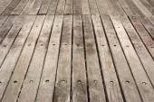 Wooden ground texture — Stockfoto
