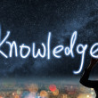 Concept of knowledge — Stock Photo #54578839