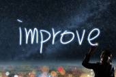 Concept of improve — Foto Stock