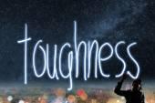 Concept of toughness — Stock Photo