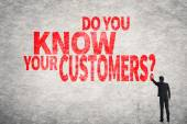 Do you Know your Customers? — Stock Photo