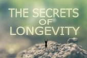 The Secrets of Longevity — Stock Photo