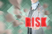 Concept of risk — Stock Photo