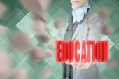Concept of education — Stock Photo