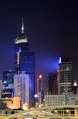 Hong Kong skyline — Stock Photo