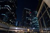 City night scene — Stock Photo