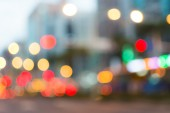 Abstract urban background — Stock Photo