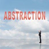 Concepto de concepto abstracto — Foto de Stock