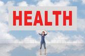 Concept of health — Stock Photo