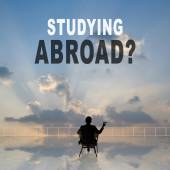 Studying Abroad? — Stock Photo
