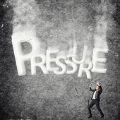 Понятие стресса — Стоковое фото