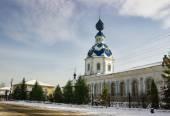 Church Assumption Blessed Virgin Mary. Ivanovo region. Russia — Stock Photo