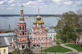 Cathedral Church Of The Blessed Virgin Mary. Russia. Nizhny Novg — Foto Stock