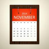 Calendar Planning German — Stock Photo