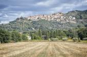 Montepulciano in Italy — Stock Photo