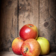 Some apples — Stock Photo #64500607