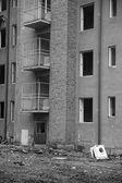 Recidence Demolishing — Stock Photo