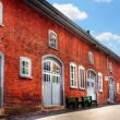 Old red brick building — Stock Photo #64546637