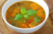 appetizing cabbage soup  — Stock Photo
