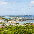 View of Bay on St Martin from Hill — Stock Photo #52810011