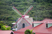 Lighthouse in St Thomas — Stock Photo