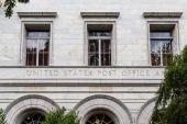 Old Savannah Post Office — Stockfoto