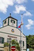 Philipsburg Courthouse — Stock Photo