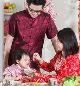 Celebrate Chinese New Year — Stock Photo