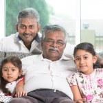 Multi generations family — Stock Photo #79645912