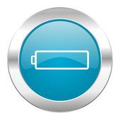 ícone de internet da bateria — Foto Stock