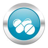 Medicine internet icon — Stock Photo