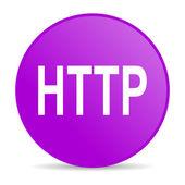 Http web icon — Stock Photo