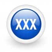 Xxx icon — Stock Photo