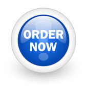 Order now icon — Stock Photo
