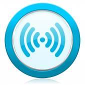 Wifi icon wireless network sign — Stock Photo