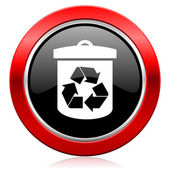 Recycle icon recycling sign — Foto de Stock