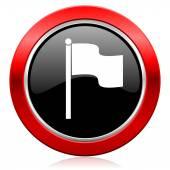 Flag icon  — Stock Photo