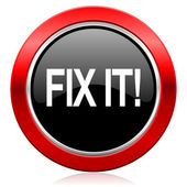 Fix it icon  — Stock Photo