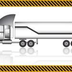 Semi truck — Stock Vector #51968501